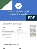 Analiza proiectelor de activitate integrată.pptx
