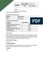FICHA TECNICA METASILICATO DE SODIO PENTAHIDRATADO.pdf