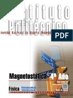 7405-16 FISICA Magnetostática