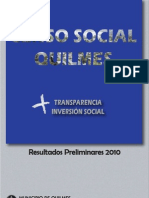 Censo Social Quilmes