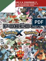 Pokemon X & Pokemon Y The Official Kalos Region Pokédex & Postgame Adventure Guide - HQ.pdf