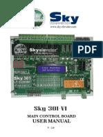 1 Sky301 v1 User Manual