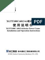 XGTT100C使用说明书(中英文)