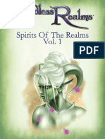 Endless Realms - Spirits Of The Realms, Vol 1