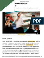 Batistas e bolsonaristas_ compatíveis_