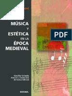 Fubini, Enrico - Música y Estética en La Época Medieval