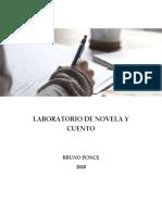 Laboratorio de Novela y Cuento