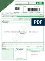 Recibo oficial de pago retefuente marzo 2015 (venta) Atunec