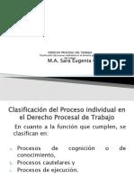 Modulo IV El proceso ordinario de trabajo I parte