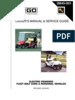 TXT Fleet 04-07 Owners Guide