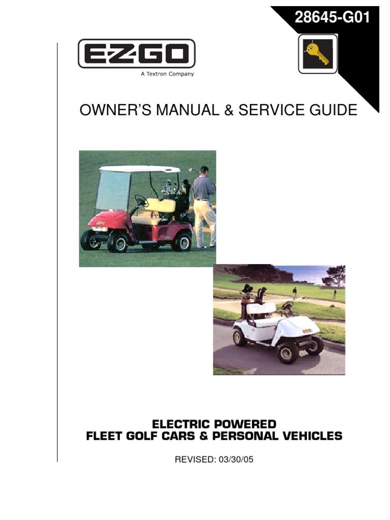 Wiring Diagram For 36v Cushman Golfster The Qa Wiki