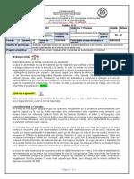 Guia de aprendizaje Biodiversidad en Colombia - C. Naturales - Sexto - Sem 13-14