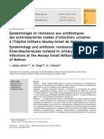 article épidémiologie et résistance aux antibiotique.pdf