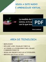 Clase Virtual de Tecnología - Introducción