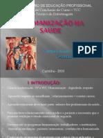A Humanização na Saúde.ppt TCC