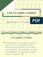 Clasificacion cuadrilateros grado 7