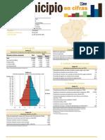 Tu municipio en cifras San José de las Matas 2016