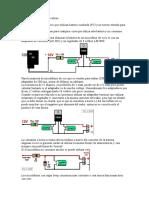Eliminador batería de 9 voltios