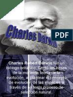 Presentación de Charles Darwin