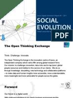 Ipsos Open Thinking Exchange Digital Immersion Social Media Dec 2010