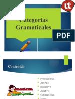categorias gramaticales # 2(1)