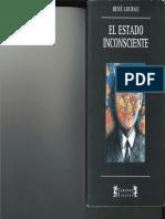 Lourau_EL ESTADO INCONSCIENTE