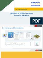 Matematica2 Semana 9 - Dia 3 Solucion Matematica Ccesa007
