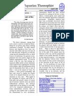 Aquarian Theospophist vol-3-6
