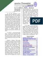 Aquarian Theospophist vol-4-11