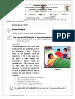 Silueta textual Guía Caña Brava DECIMO