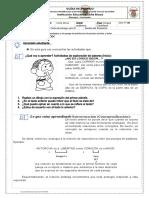 Silueta textual Guía Caña Brava UNDECIMO