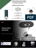 Modelo psicodinámico J. Daniel Mendoza