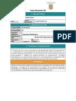 Guia Didactica_ Diseño de Experimentos_ VGT