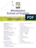 Catalogo Winblendon Londres Intercambio