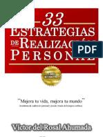 Libro 33 Estrategias de Realizacion Personal