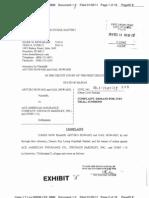 HOWARD et al v. ACE AMERICAN INSURANCE COMPANY et al Complaint