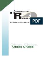 Brochure Constructora RROBLES Ltda. 02