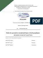 etude_des_parametres_morphometriques_et_hydrographiques_du_bassin_versant_de_l_oued_taria_(nord-ouest_Algerien_).pdf