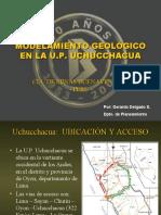 Modelamiento Geologico en Uchucchacua - ICAMI