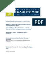 2.2 Triangulación_Mendoza_Luis