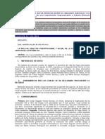 A DOCTRINA DE LOS ACTOS PROPIOS ENTRE EL NEGOCIO JURÍDICO Y EL CONTRATO - ROMULO MORALES