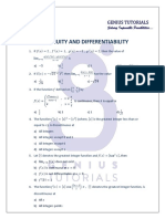 CONTINUITY AND DIFFERENTIABILITY Practice Sums.pdf