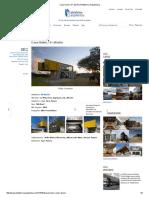 Casa Huiini _ S+ diseño _ Plataforma Arquitectura