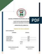 PERDIDA DE SUELO-EROSION
