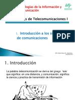 Unidad 1 Telecomunicaciones 1