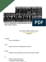 NOM-007-SSA3-2011