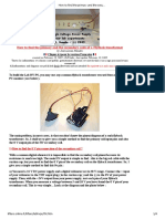 How to find the primary and the secundary coils of a FlyBack transformer - Naudin.pdf