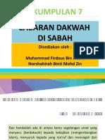 SESI 7 CABARAN DAKWAH DI SABAH.pptx