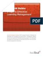 5 Tips To Effective Learning Management