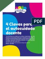 4claves_autocuidadodocente